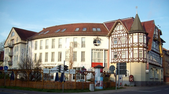 Hotel Glockenhof, Eisenach